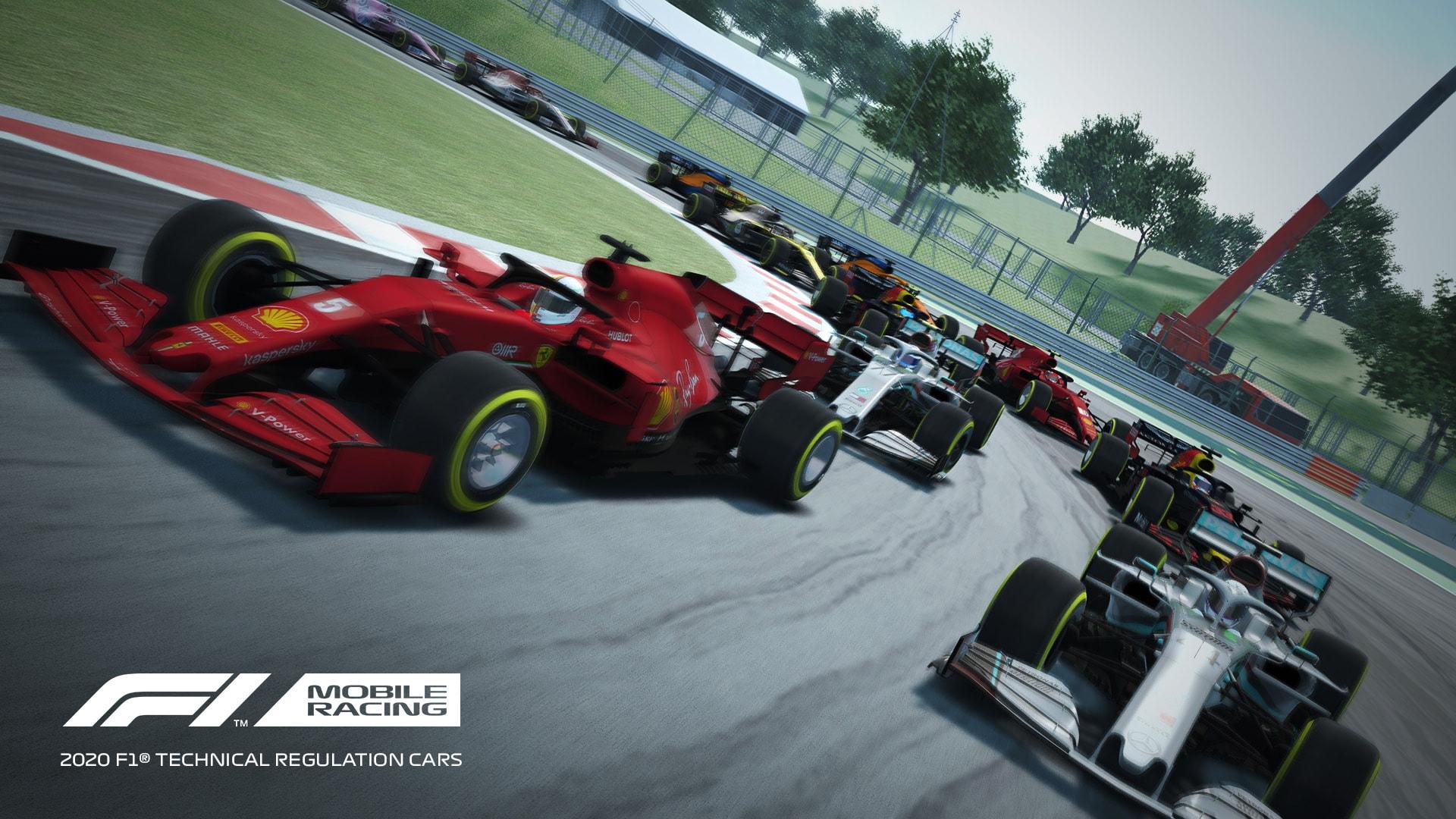 F1 2020 (PC) - Steam Gift - GLOBAL - 4