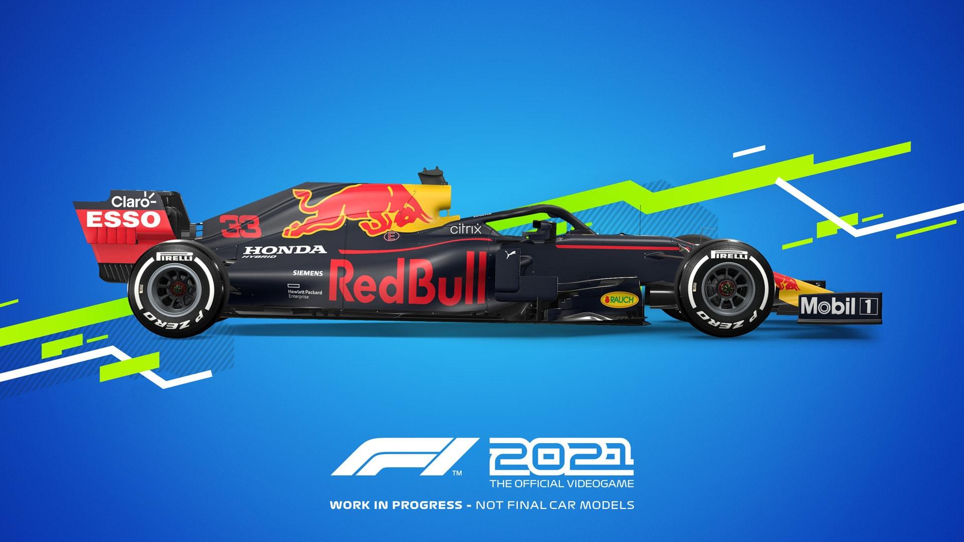 F1 2021 (PC) - Steam Key - GLOBAL - 3