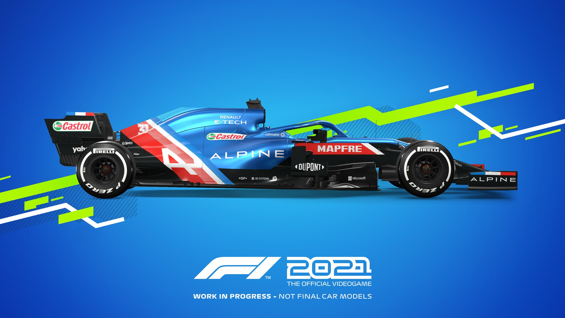 F1 2021 (PC) - Steam Key - GLOBAL - 4