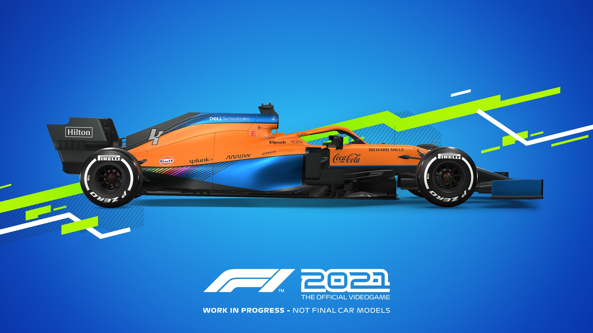 F1 2021 (Xbox Series X/S) - Xbox Live Key - EUROPE - 2