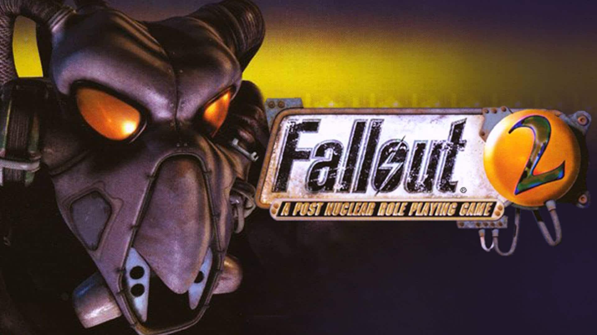 Fallout 2 (PC) - Steam Key - GLOBAL - 2
