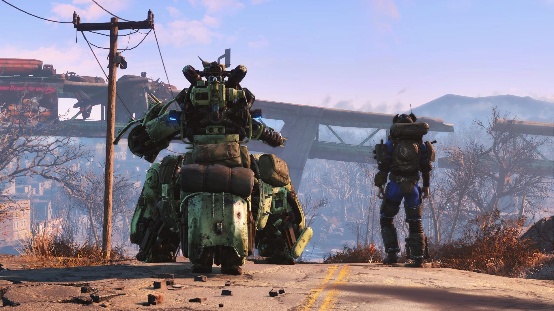 Fallout 4 - Automatron Steam Key GLOBAL - 2