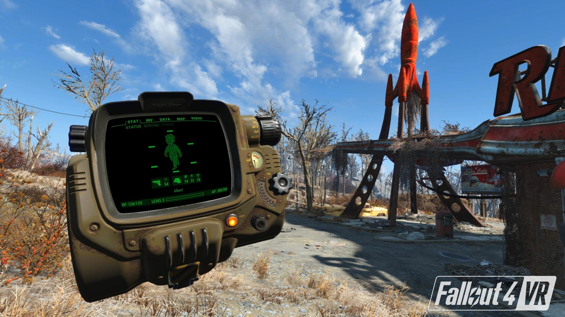 Fallout 4 VR (PC) - Steam Key - GLOBAL - 4