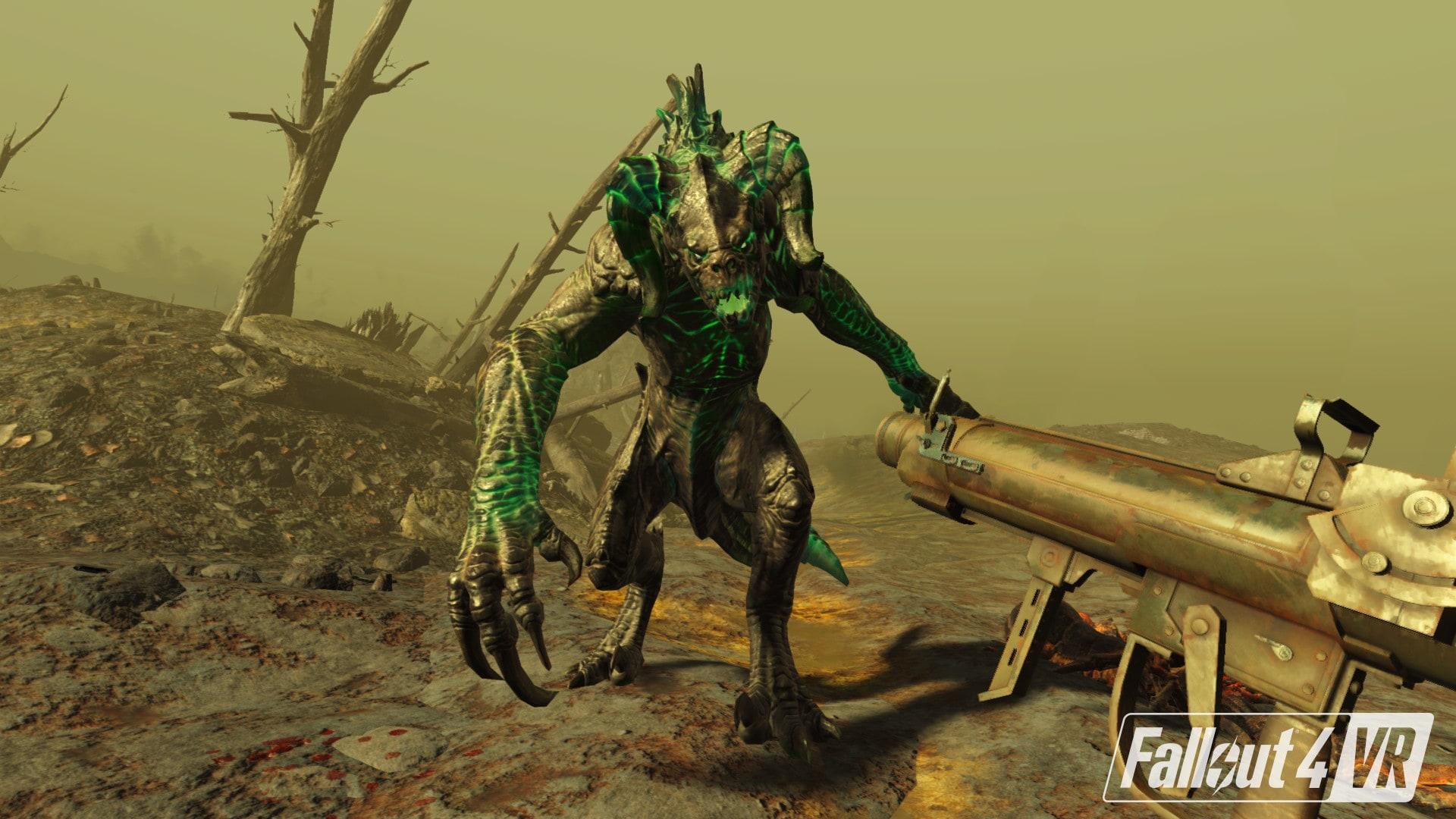 Fallout 4 VR (PC) - Steam Key - GLOBAL - 2