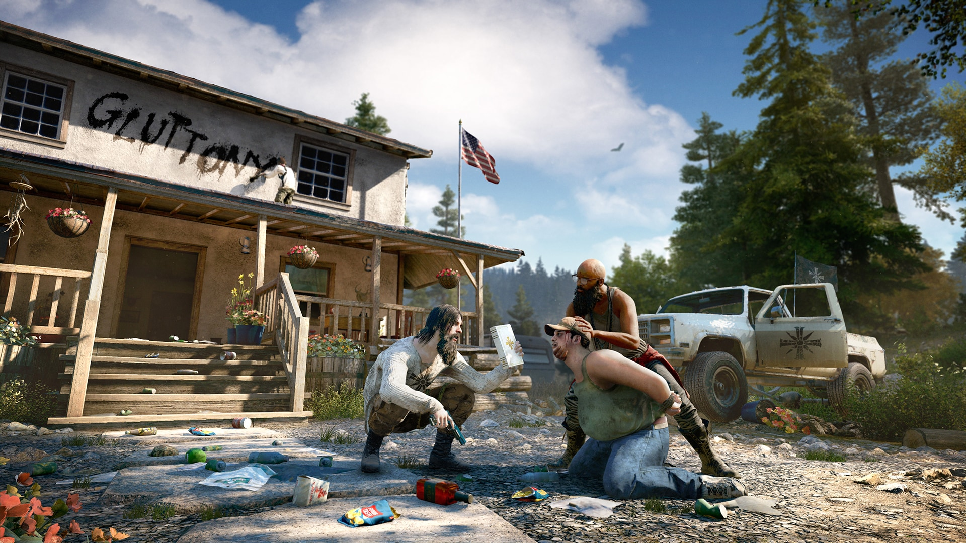 Far Cry 5 | Gold Edition Ubisoft Connect Key EUROPE - 4