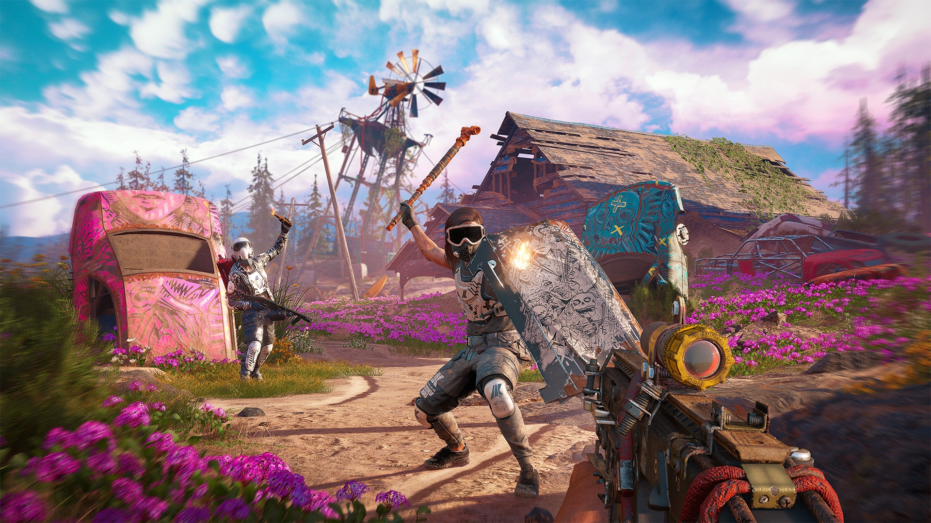 Far Cry New Dawn Deluxe Edition XBOX LIVE Xbox One Key GLOBAL - 3