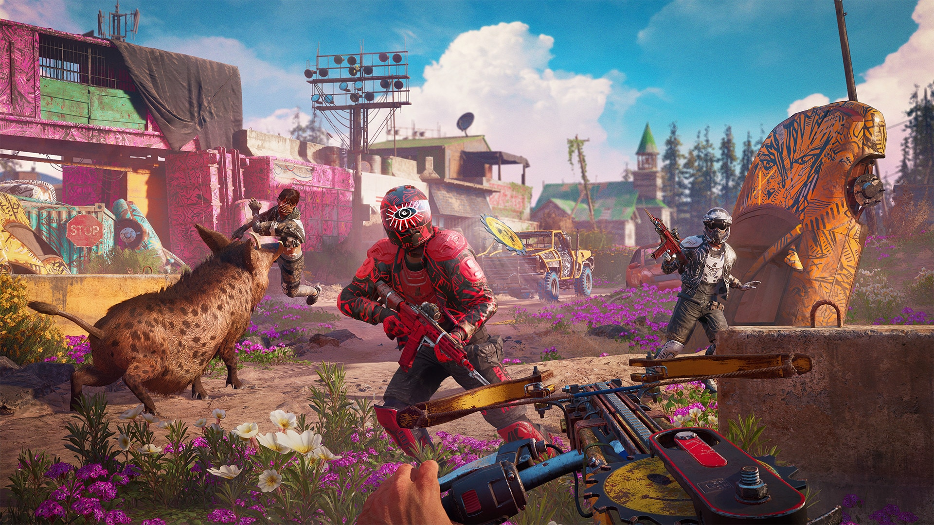 Far Cry New Dawn Standard Edition Ubisoft Connect Key EUROPE - 4