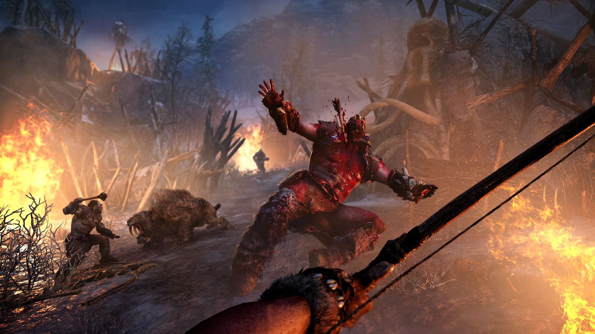 Far Cry Primal (ENGLISH ONLY) Ubisoft Connect Key GLOBAL - 4