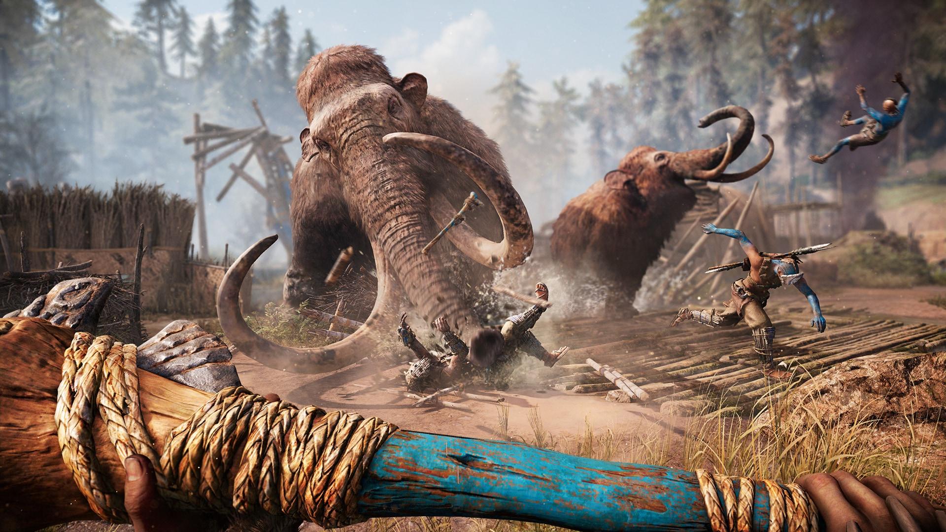 Far Cry Primal Ubisoft Connect Key RU/CIS - 4