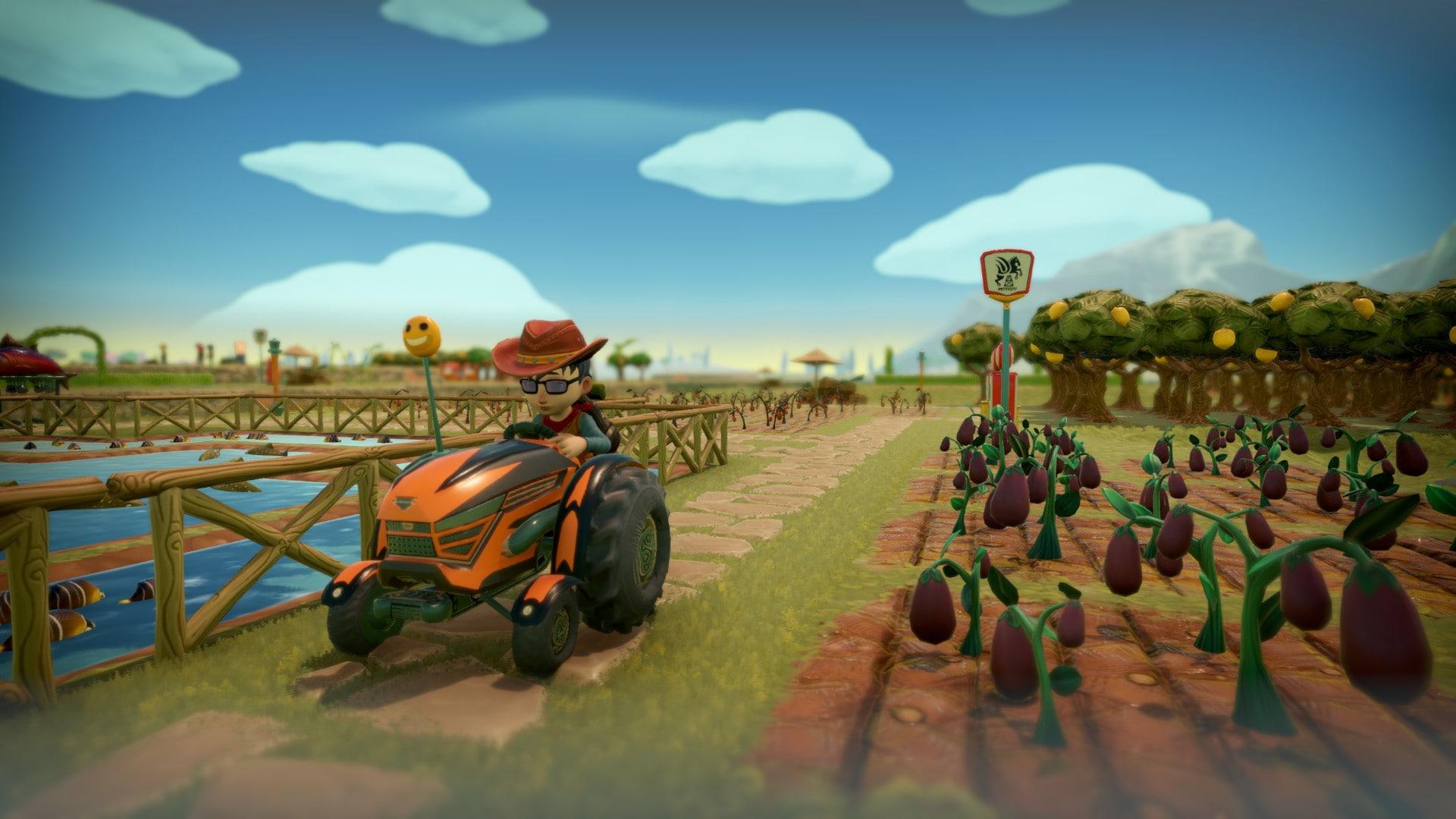 Farm Together Steam Key GLOBAL - 4
