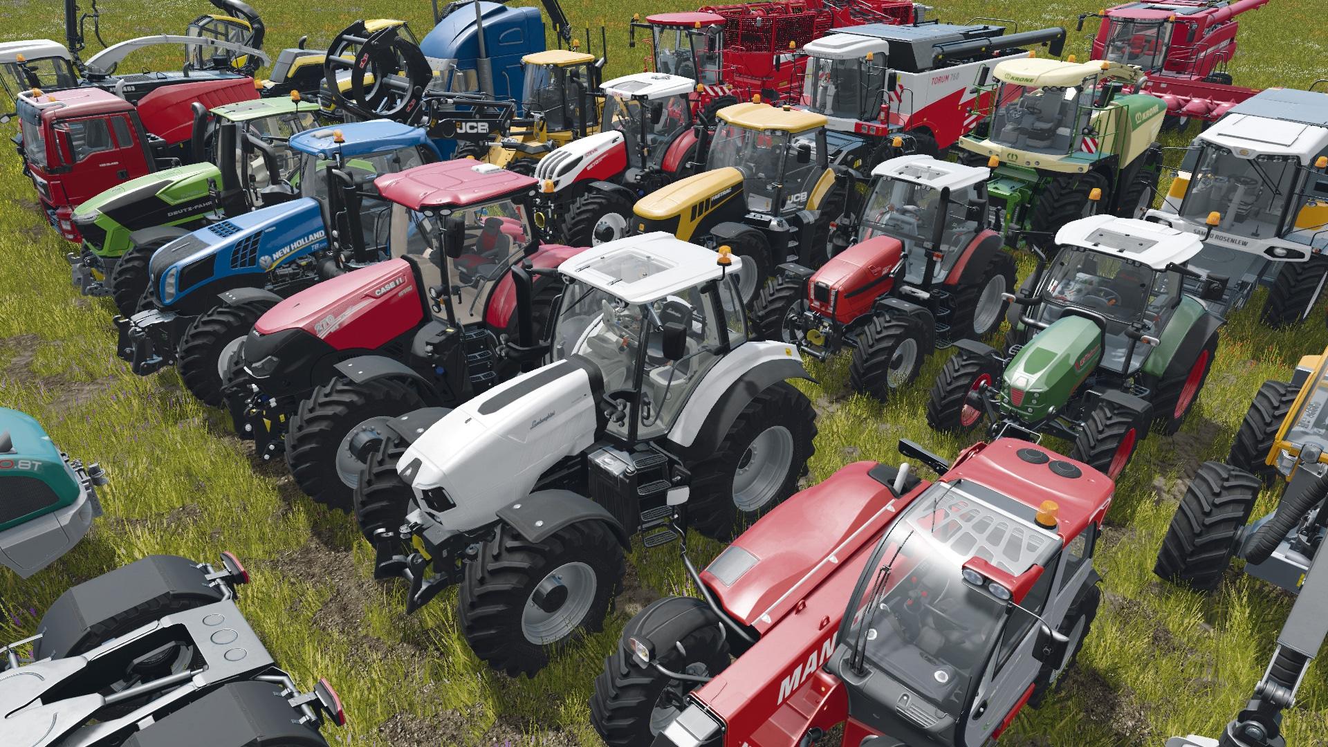 Farming Simulator 17 GIANTS Key GLOBAL - 4