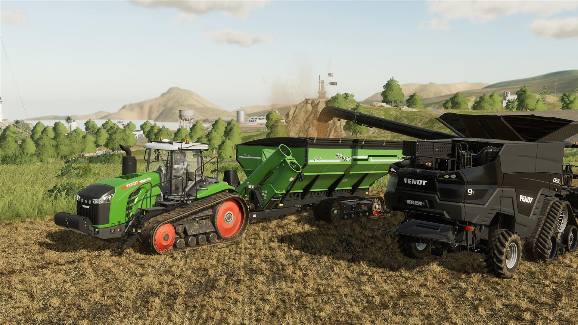 Farming Simulator 19 - Platinum Edition - Steam - Key GLOBAL - 2
