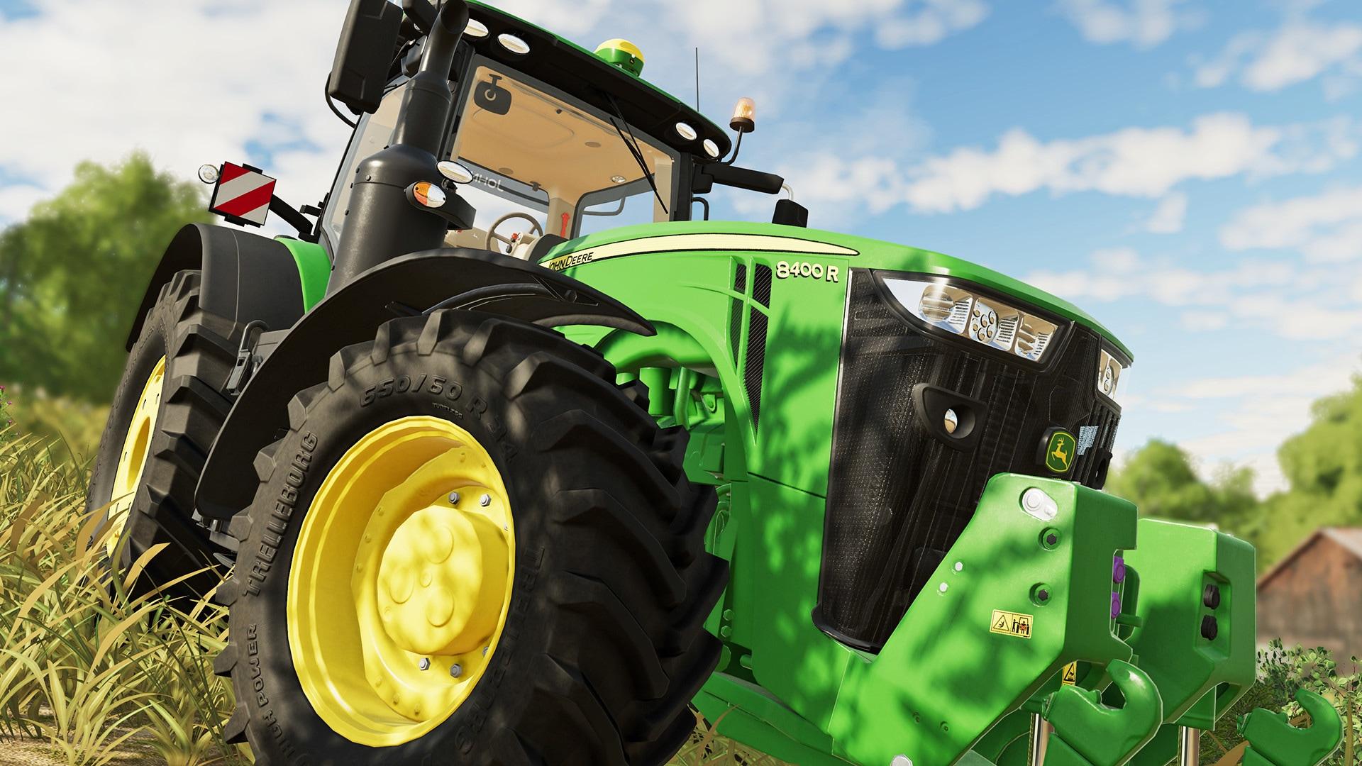 Farming Simulator 19 - Platinum Edition (Xbox One) - Xbox Live Key - EUROPE - 4