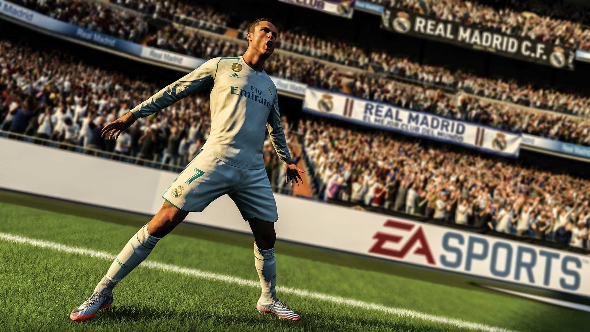 FIFA 18 Origin Key GLOBAL - 4