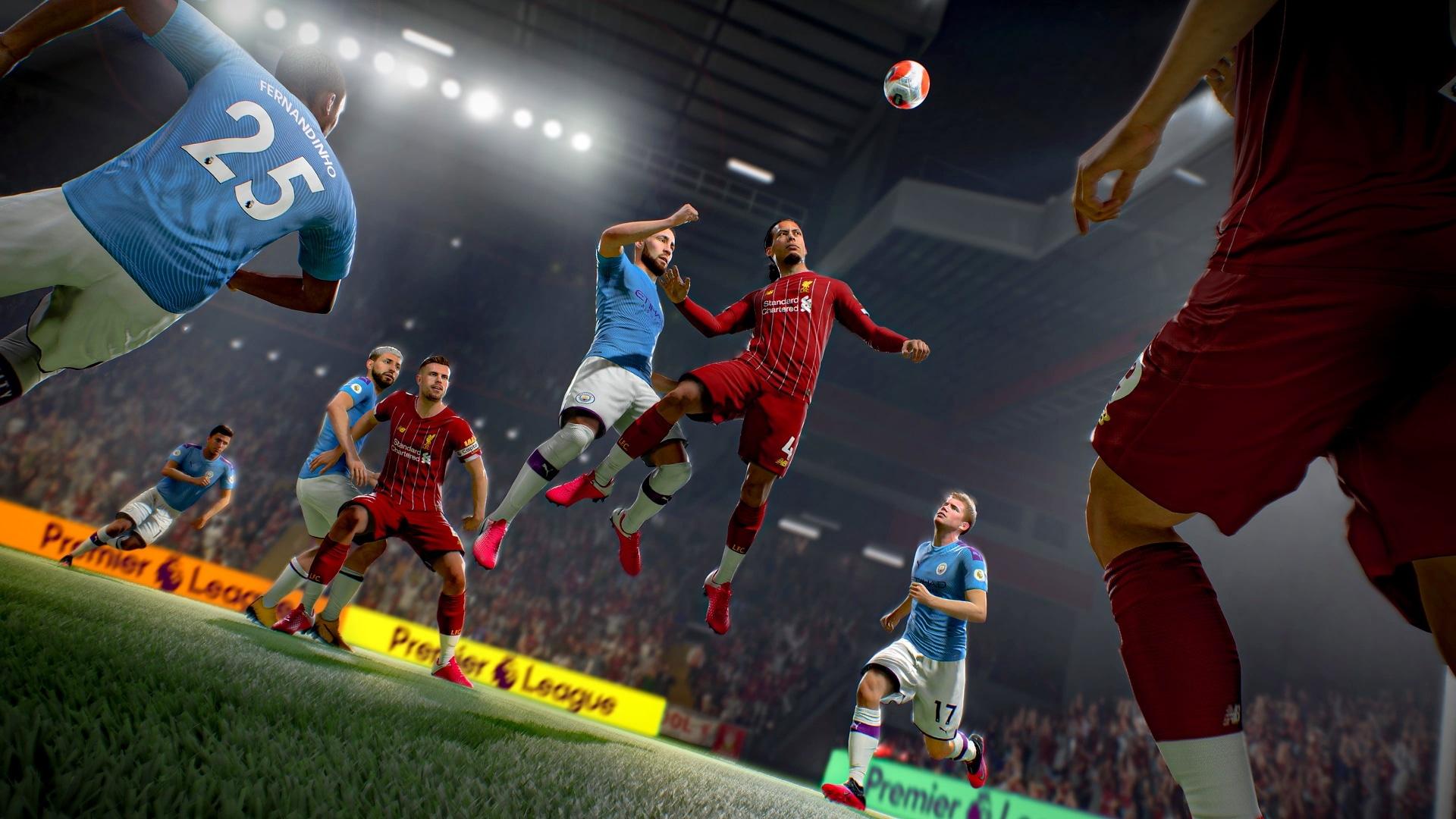Fifa 21 Ultimate Team 4600 Fut Points - Origin Key - GLOBAL - 2