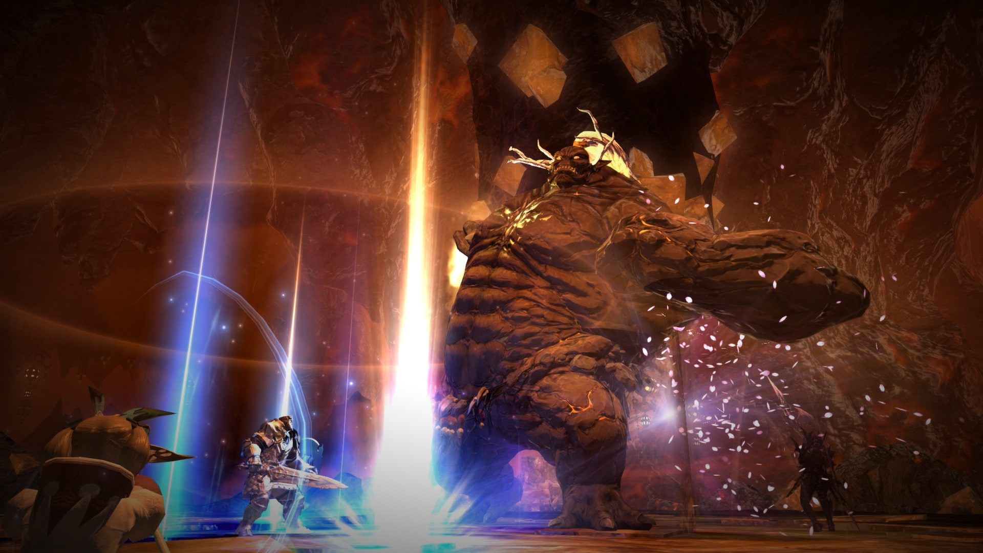 Final Fantasy XIV: A Realm Reborn + 30 Days Included Final Fantasy EUROPE - 4
