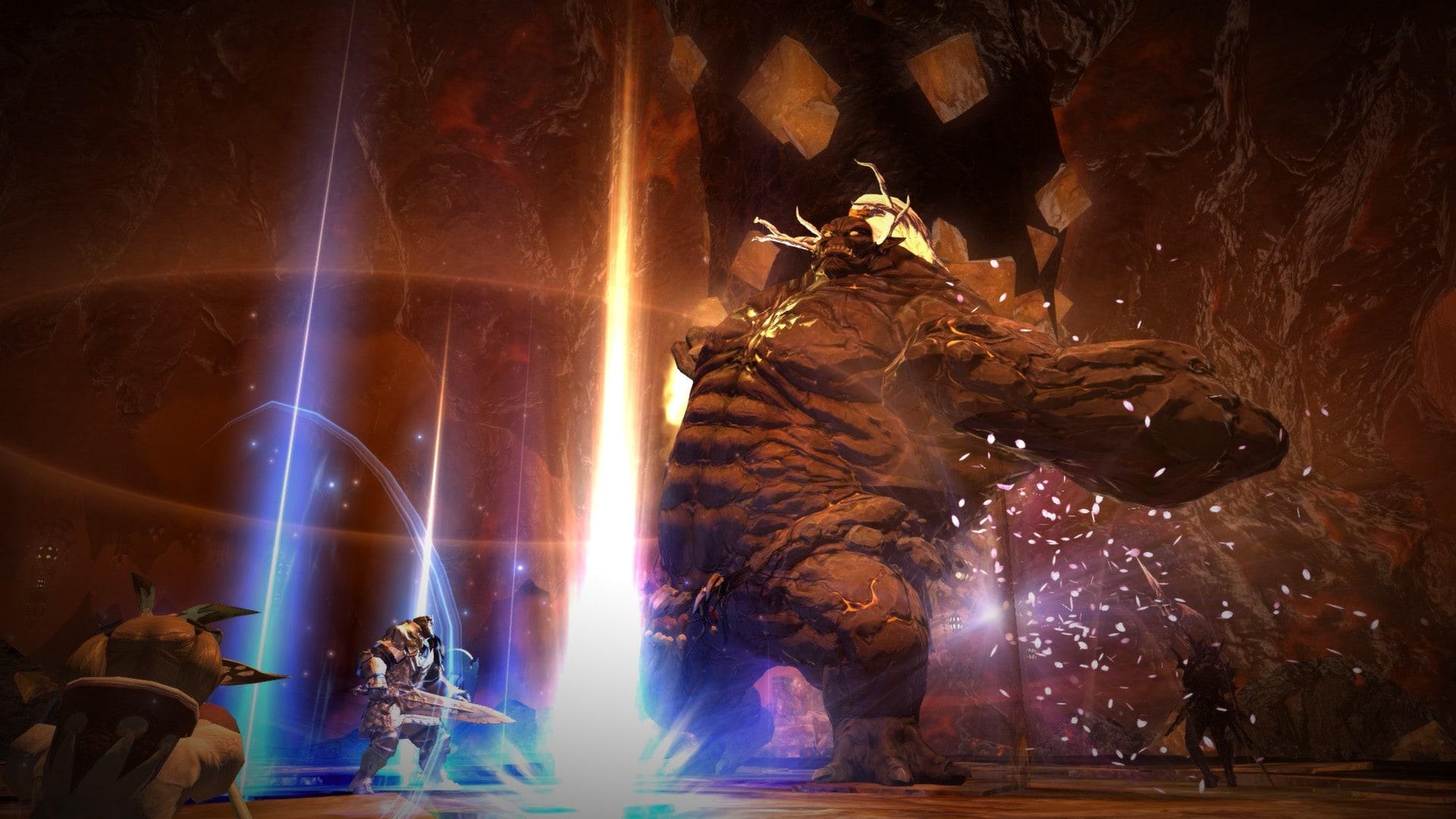 FINAL FANTASY XIV ONLINE COMPLETE EDITION Final Fantasy Key EUROPE - 2