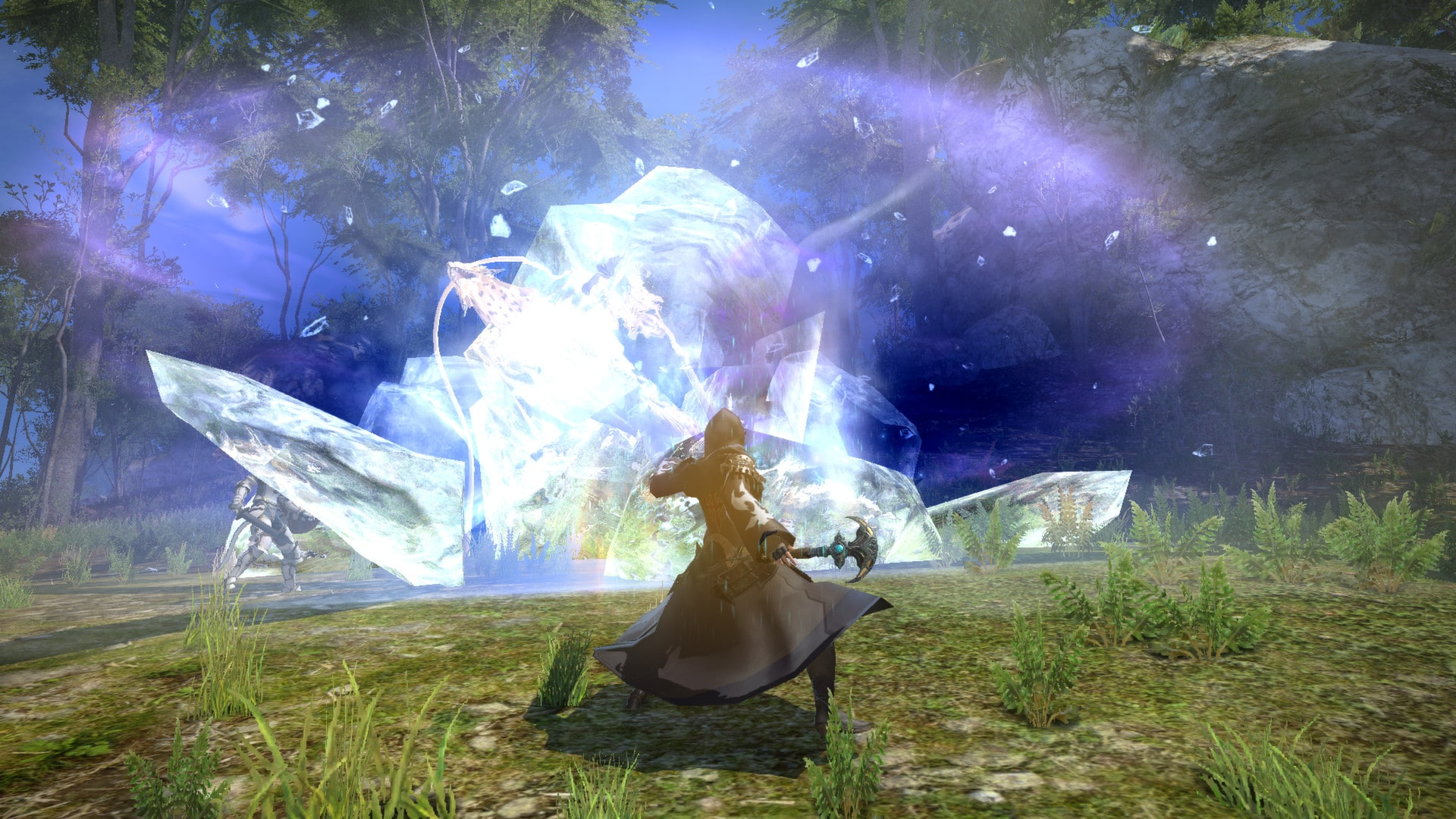FINAL FANTASY XIV ONLINE COMPLETE EDITION Final Fantasy Key EUROPE - 3