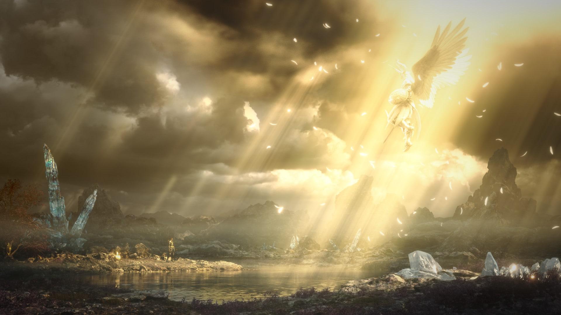 FINAL FANTASY XIV: Shadowbringers (PC) - Final Fantasy Key - NORTH AMERICA - 3
