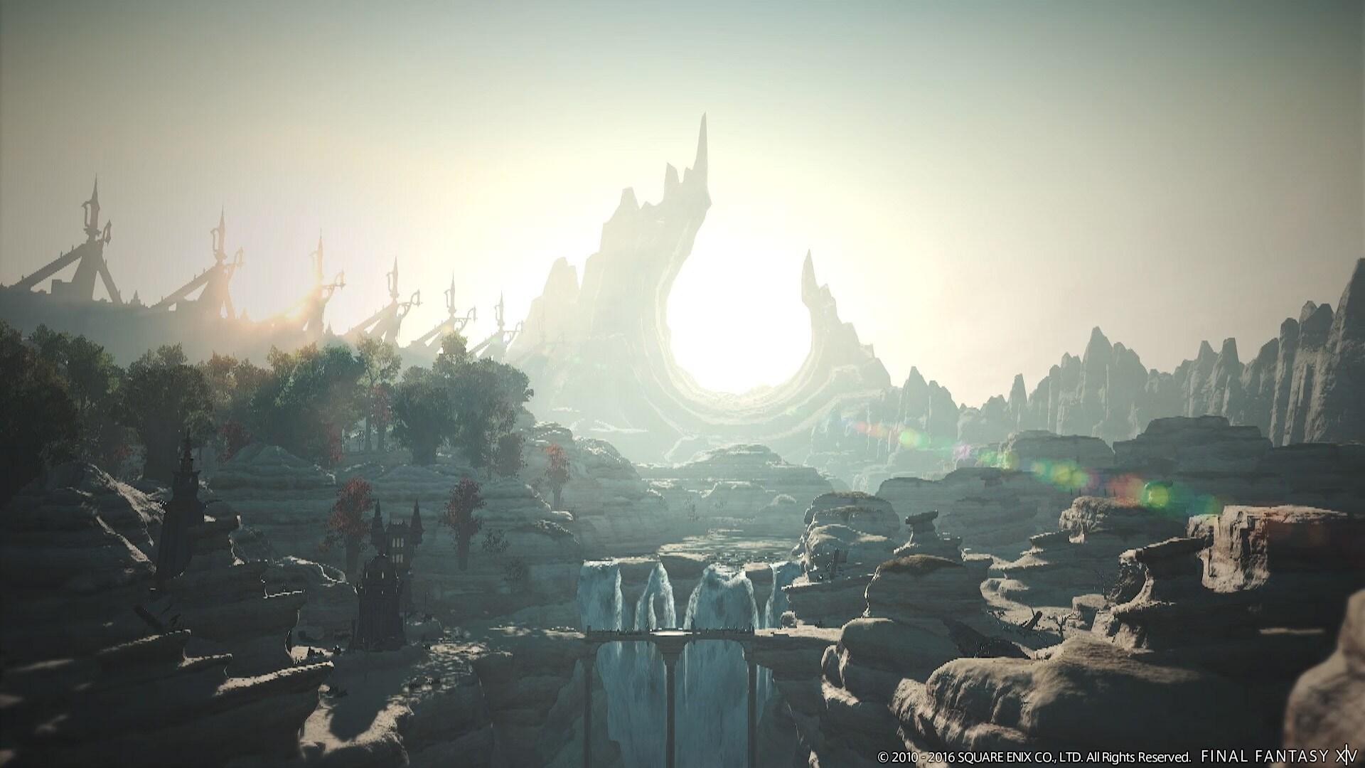 Final Fantasy XIV - Stormblood Final Fantasy Key EUROPE - 2