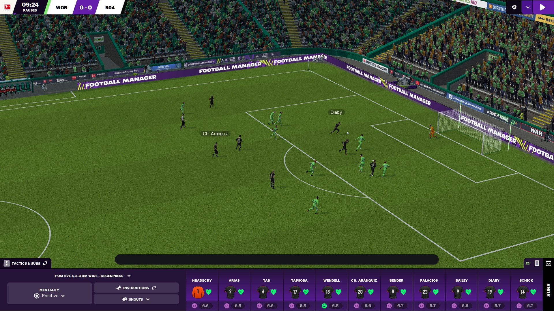 Football Manager 2021 (PC) - Steam Key - EUROPE - 2