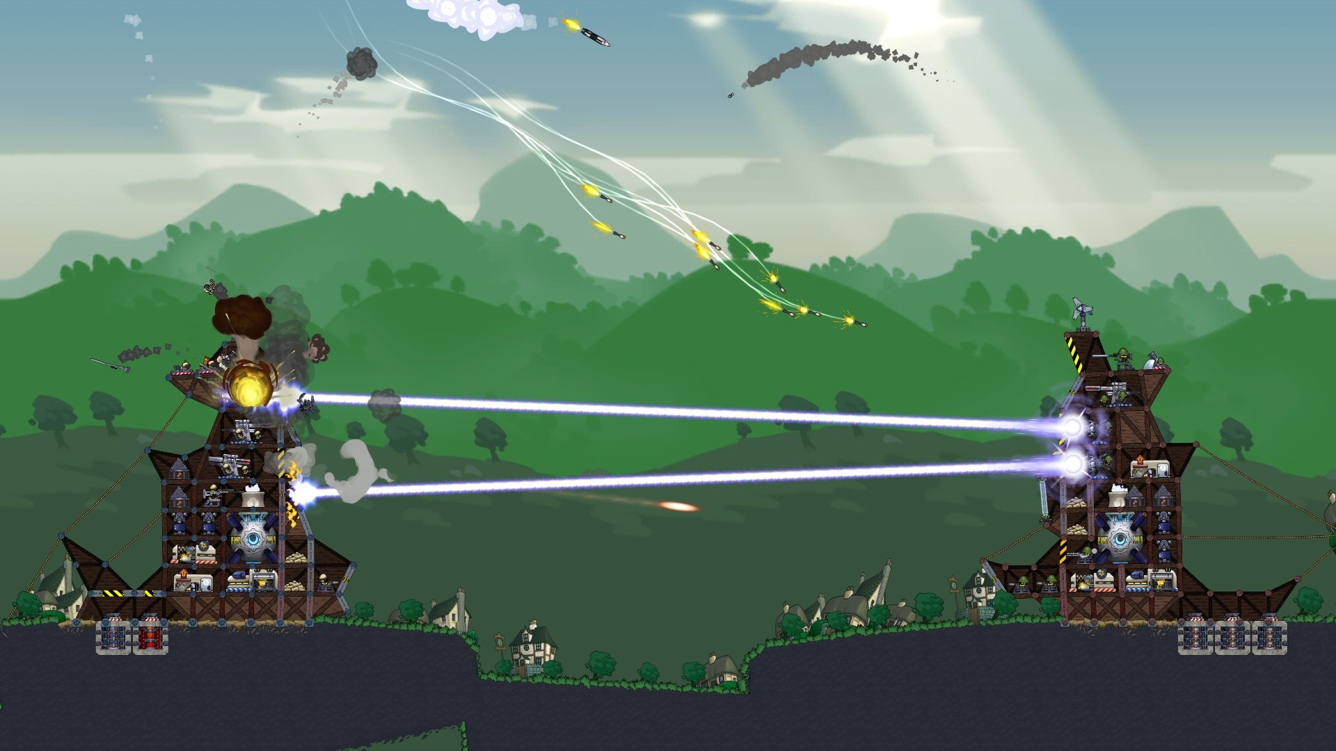 Forts (PC) - Steam Gift - EUROPE - 2