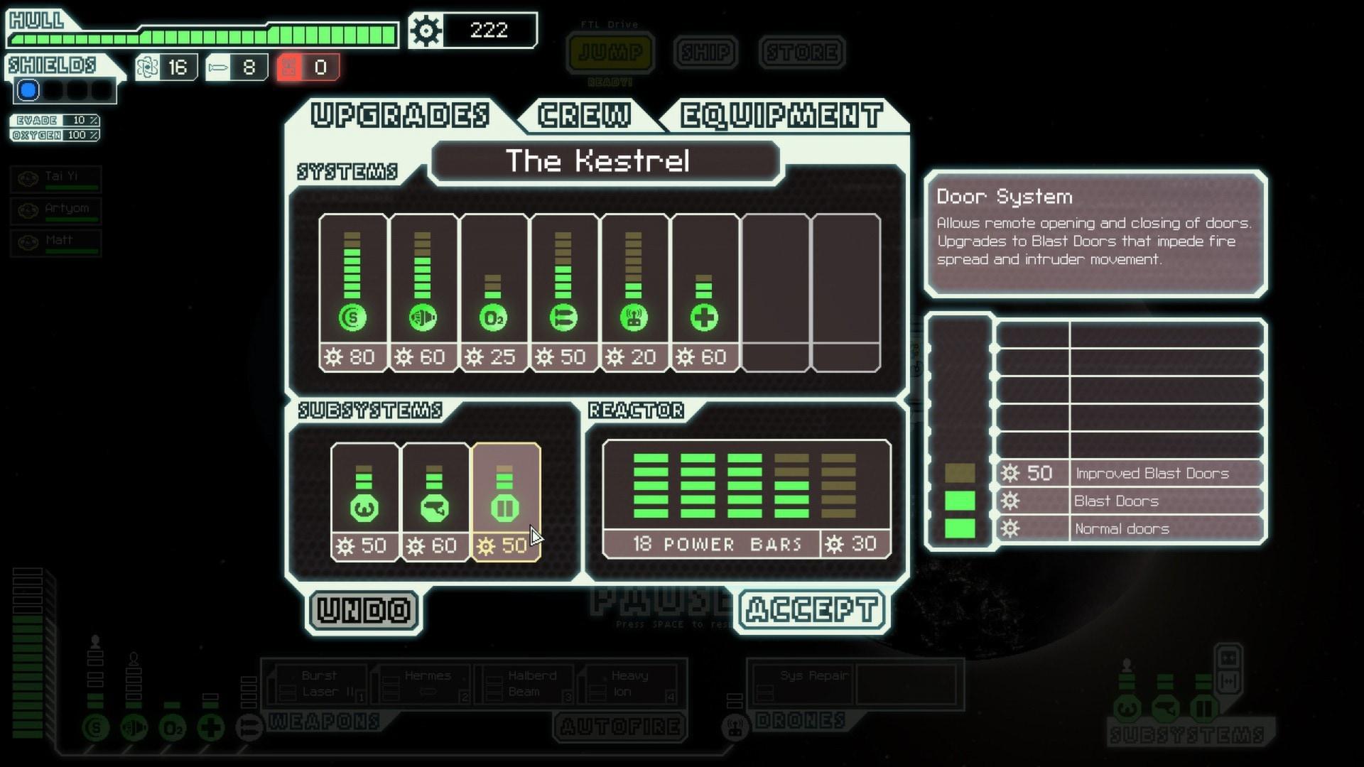 FTL - Faster Than Light Steam Key GLOBAL - 4
