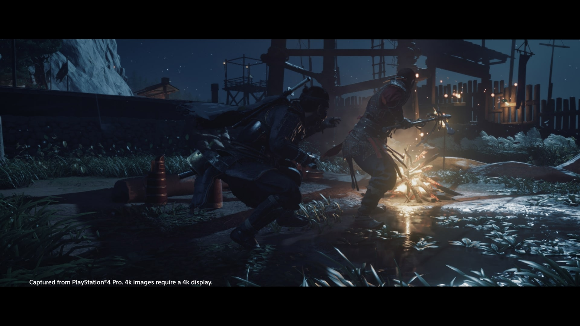 Ghost of Tsushima (PS4) - Physical Copy - 5