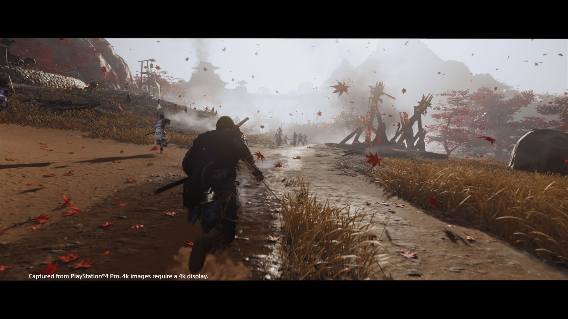 Ghost of Tsushima (PS4) - Physical Copy - 8