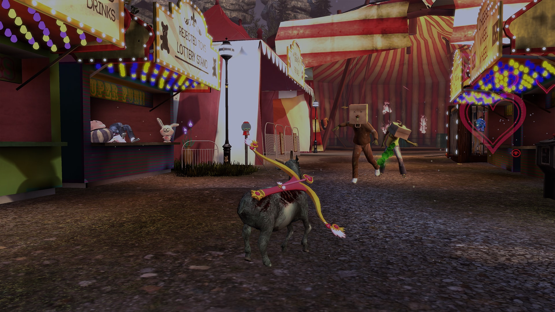 Goat Simulator: GoatZ Steam Gift RU/CIS - 4
