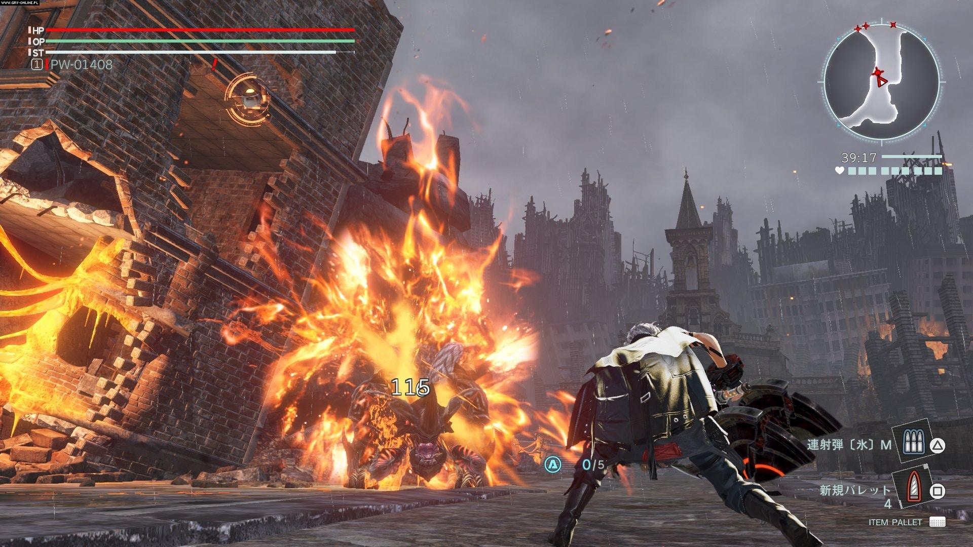 God Eater 3 (PC) - Steam Key - GLOBAL - 3