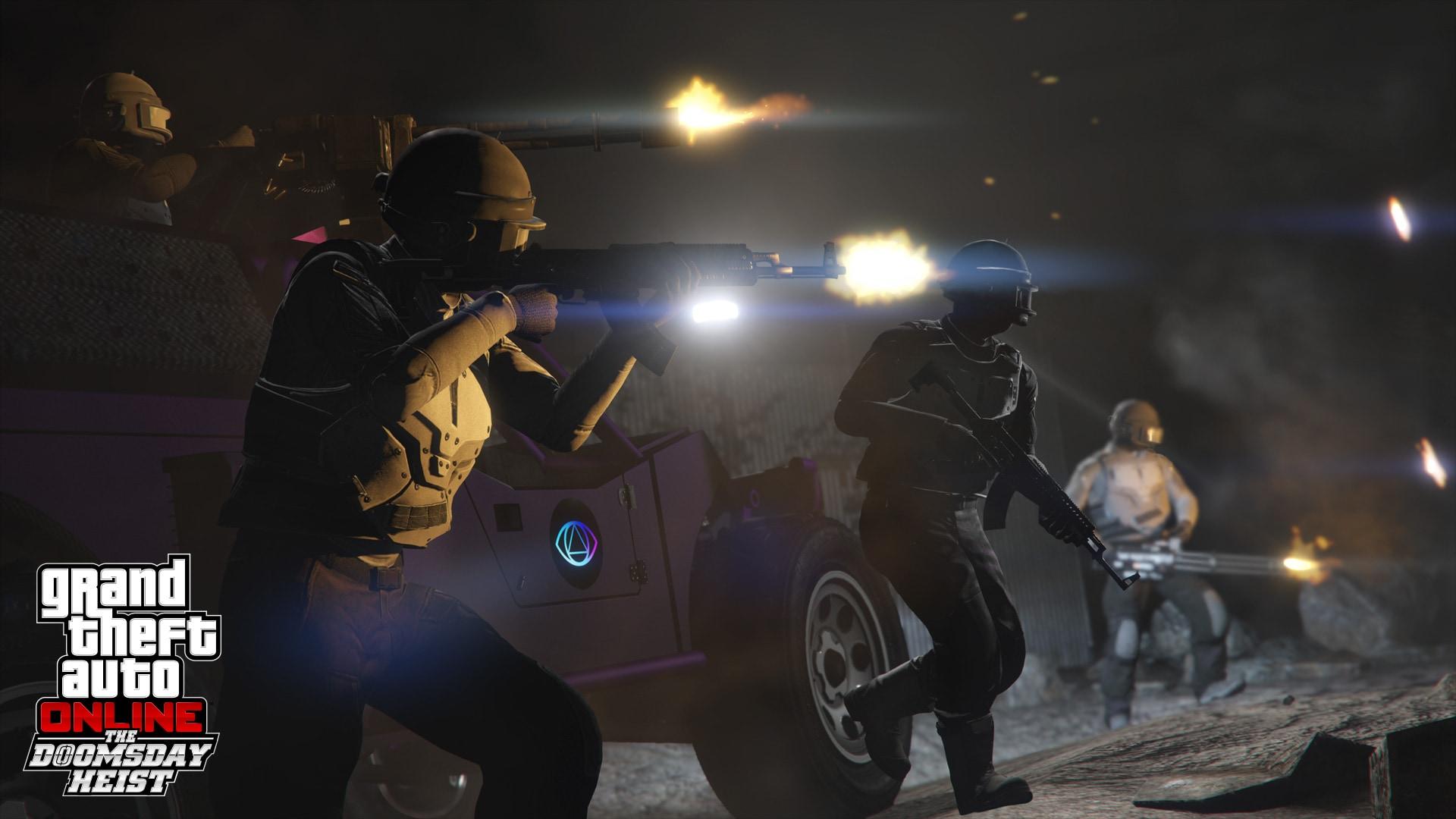Grand Theft Auto V + Criminal Enterprise Starter Pack - Rockstar Key - GLOBAL - 3