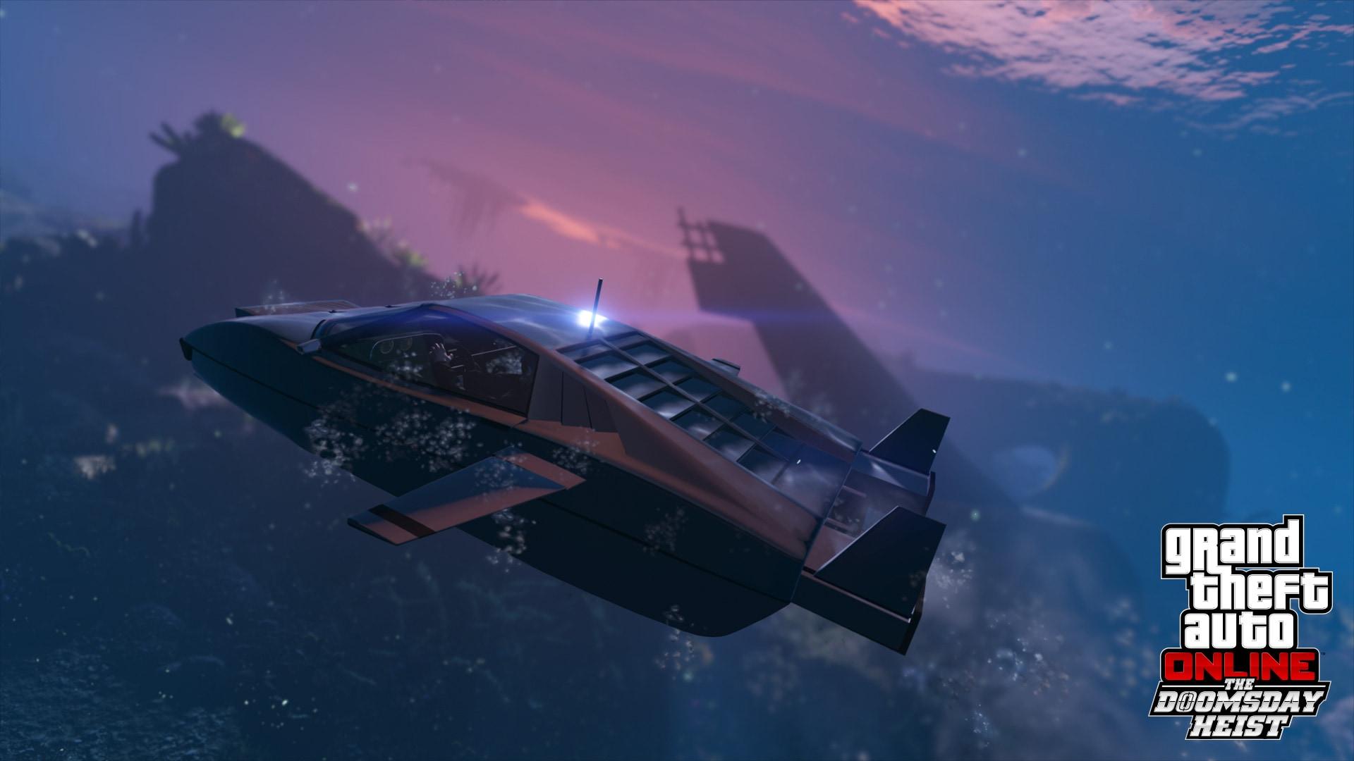 Grand Theft Auto V + Criminal Enterprise Starter Pack - Rockstar Key - GLOBAL - 2