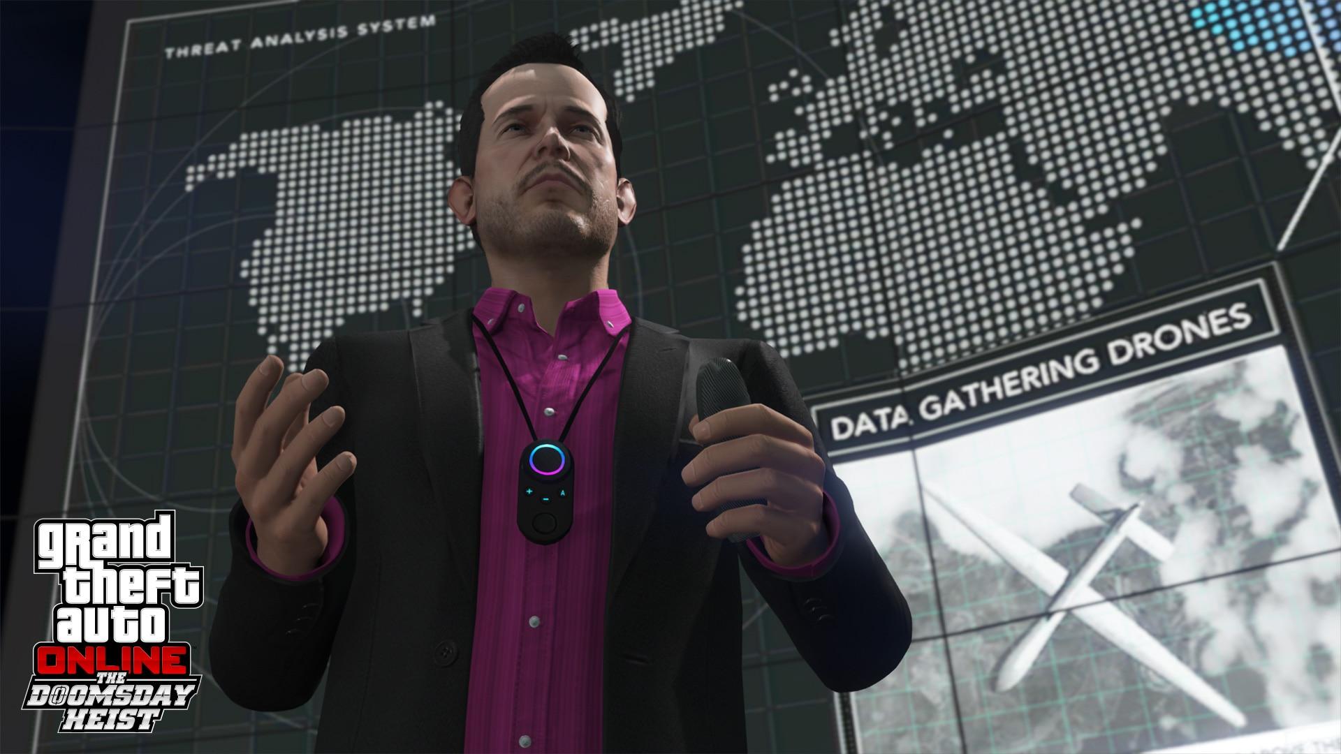Grand Theft Auto V + Criminal Enterprise Starter Pack - Rockstar Key - GLOBAL - 4