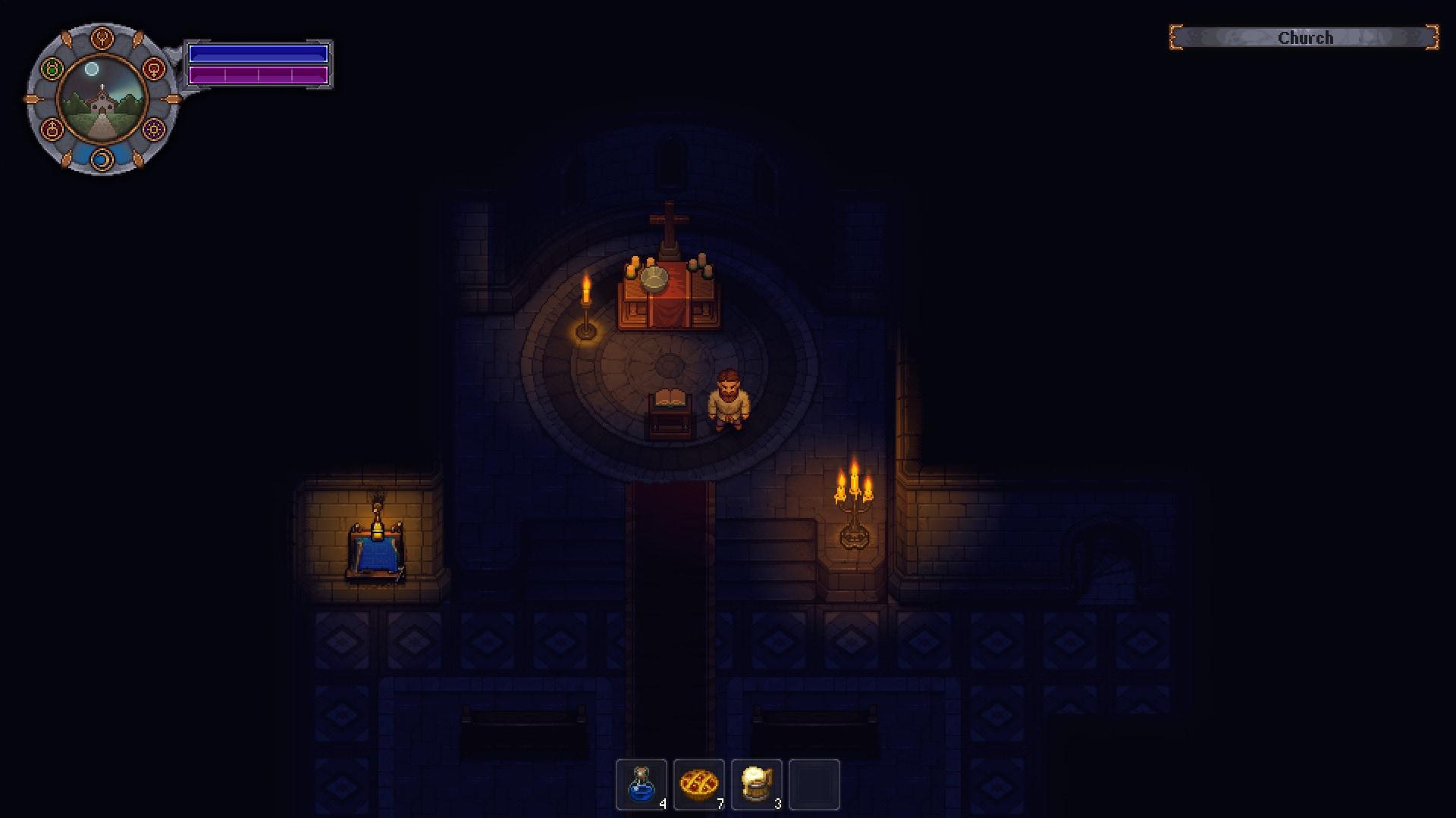 Graveyard Keeper (PC) - Steam Key - GLOBAL - 3