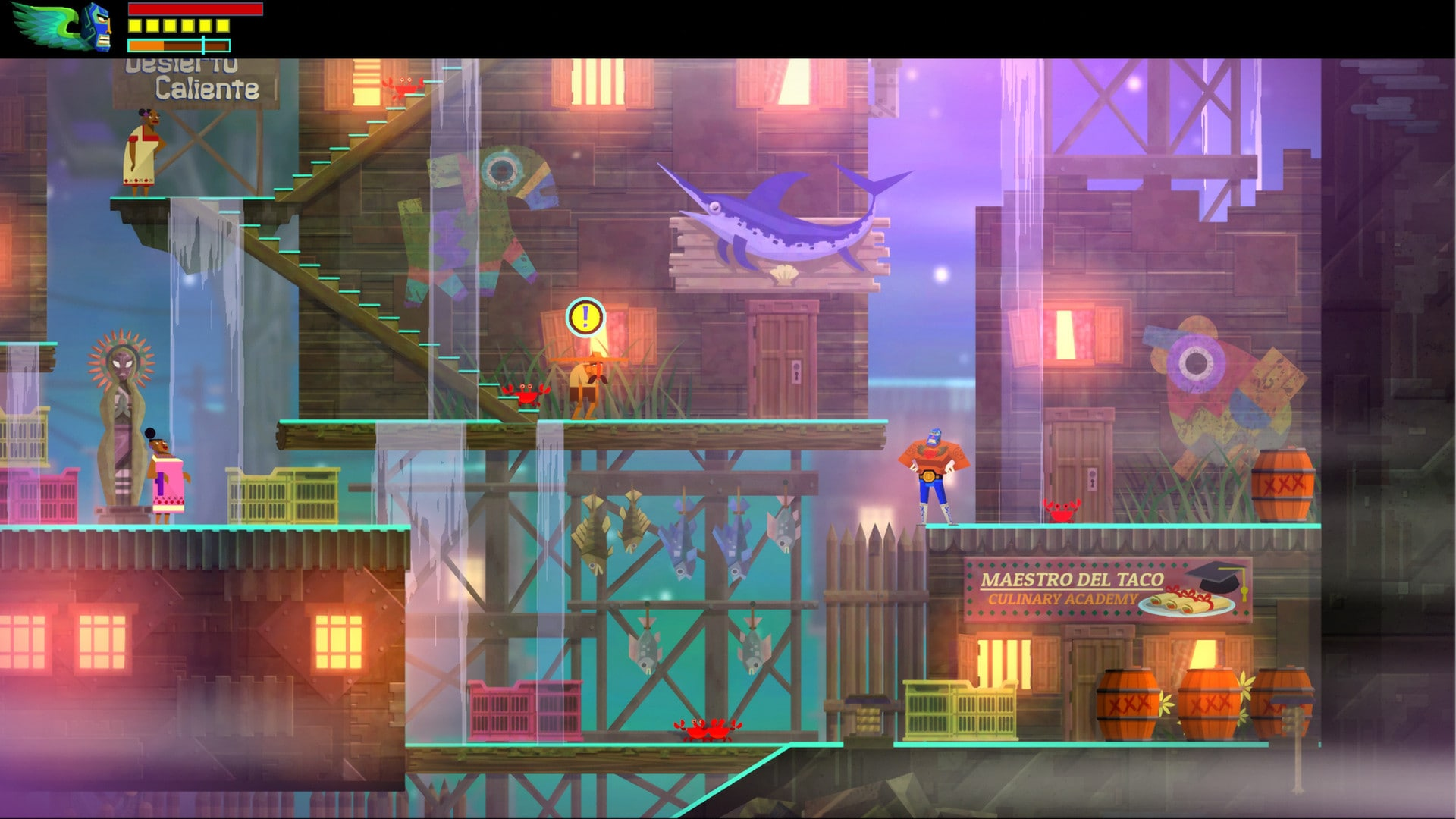 Guacamelee! Super Turbo Championship Edition Steam Key GLOBAL - 3