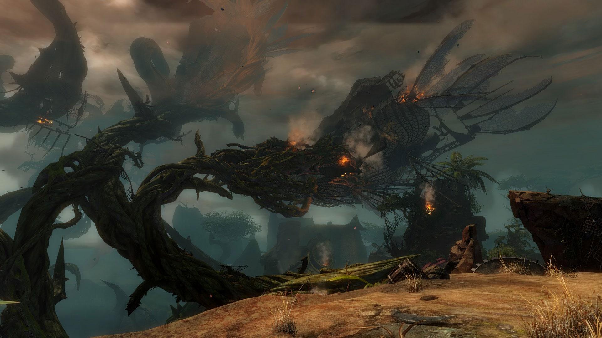 Guild Wars 2 Heart of Thorns NCSoft Key GLOBAL - 4