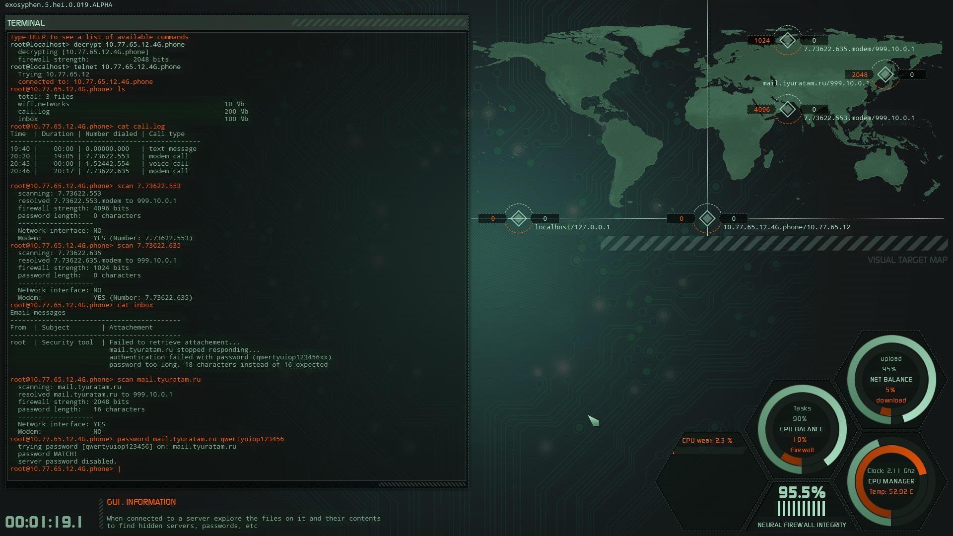 Hacker Evolution IMMERSION Steam Gift GLOBAL - 3