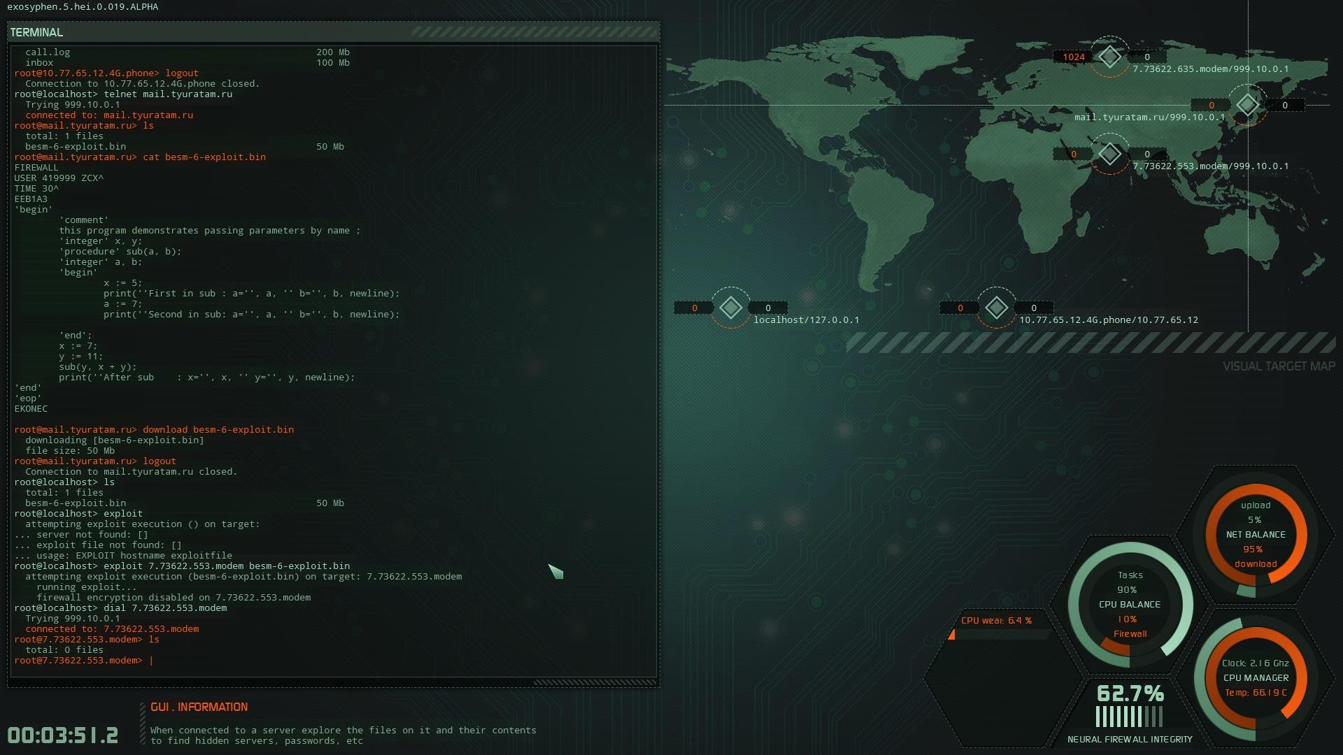 Hacker Evolution IMMERSION Steam Gift GLOBAL - 4
