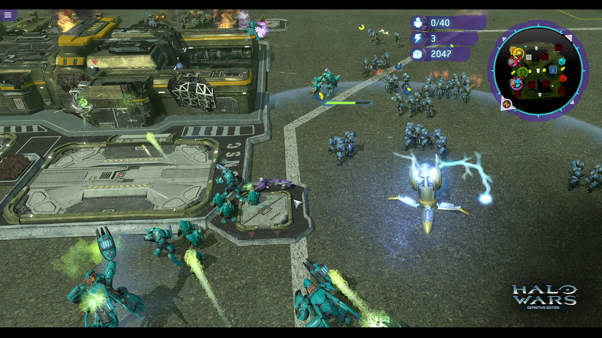 Halo Wars: Definitive Edition Steam Gift GLOBAL - 4