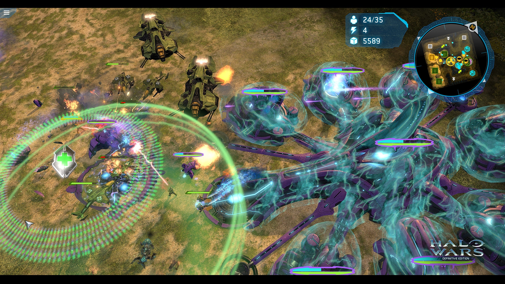 Halo Wars: Definitive Edition Steam Gift GLOBAL - 3