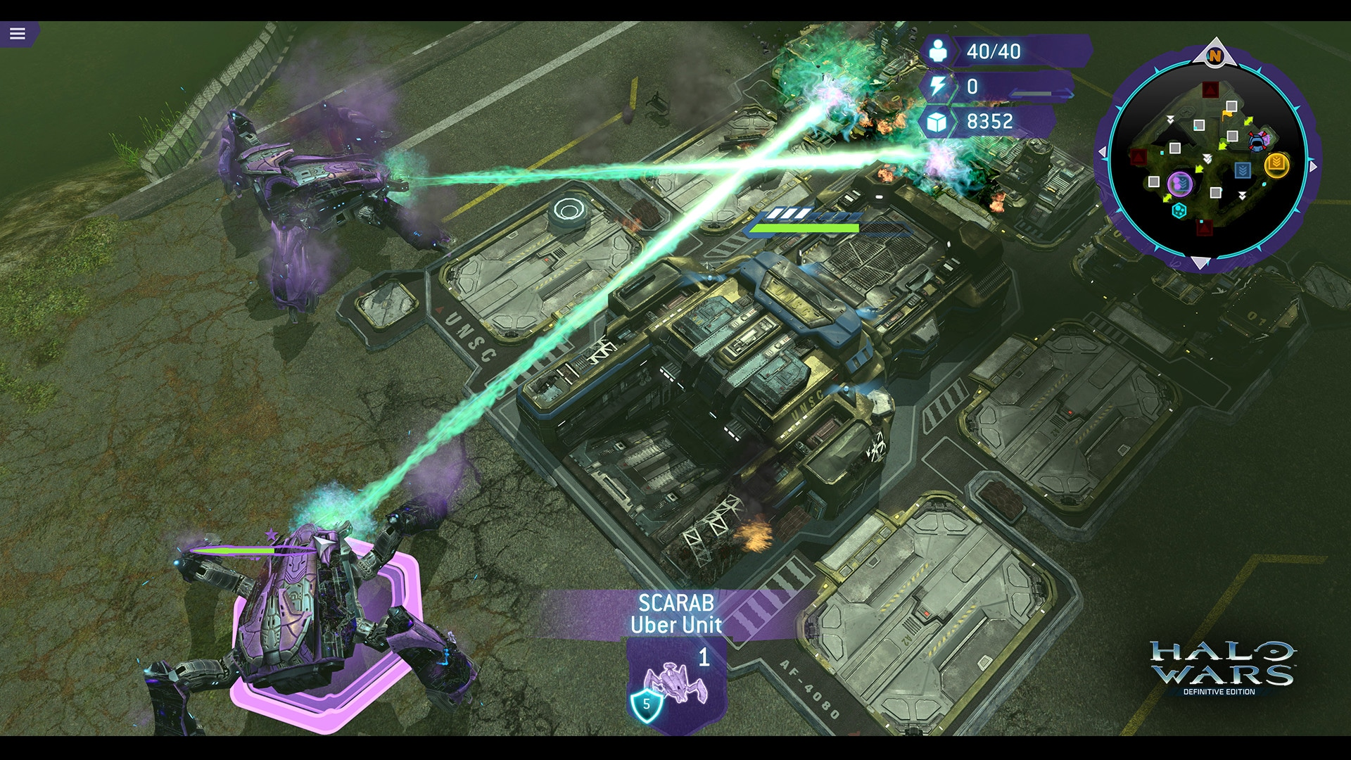 Halo Wars: Definitive Edition Steam Gift GLOBAL - 2