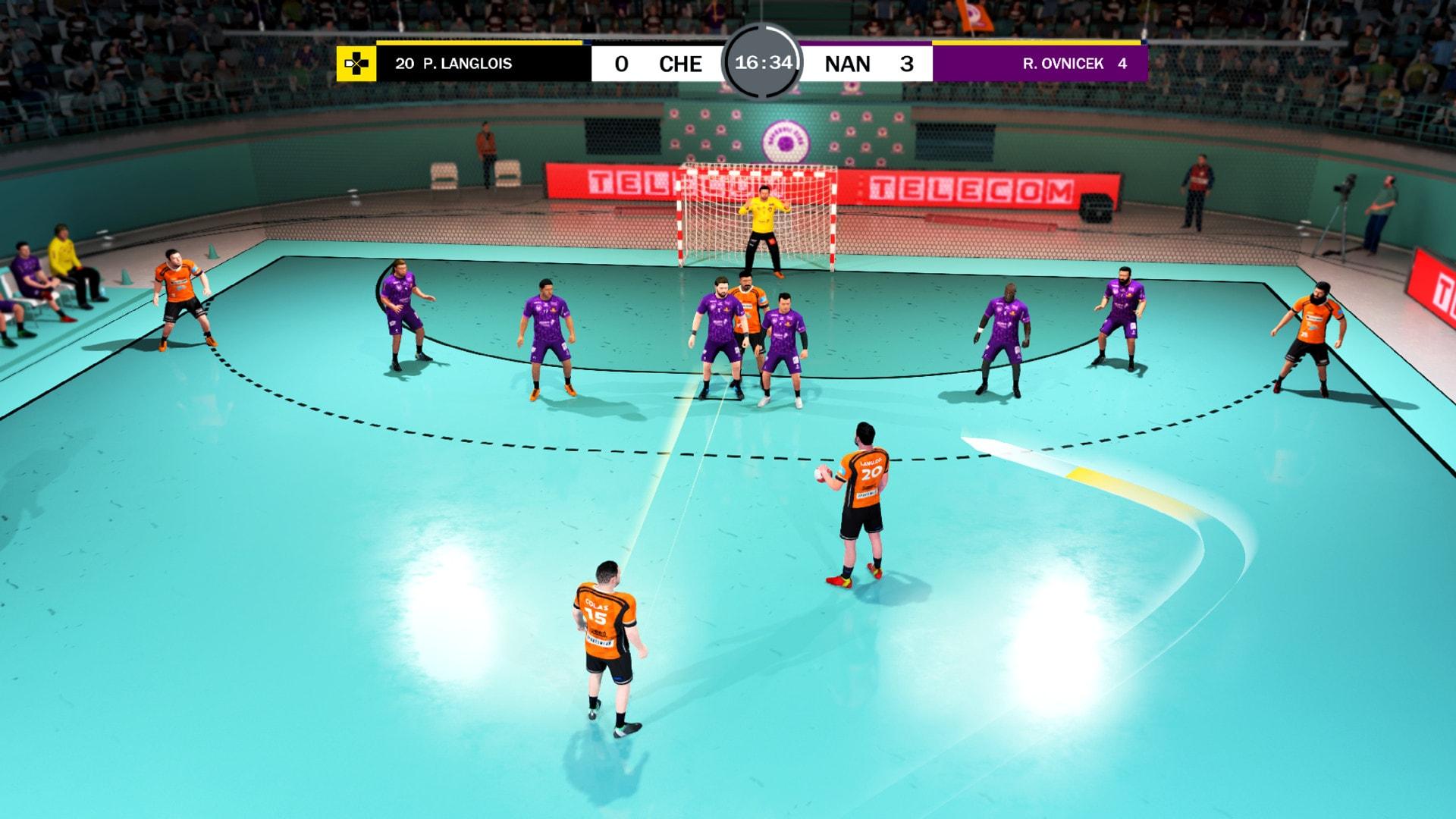 Handball 21 (PC) - Steam Gift - GLOBAL - 4