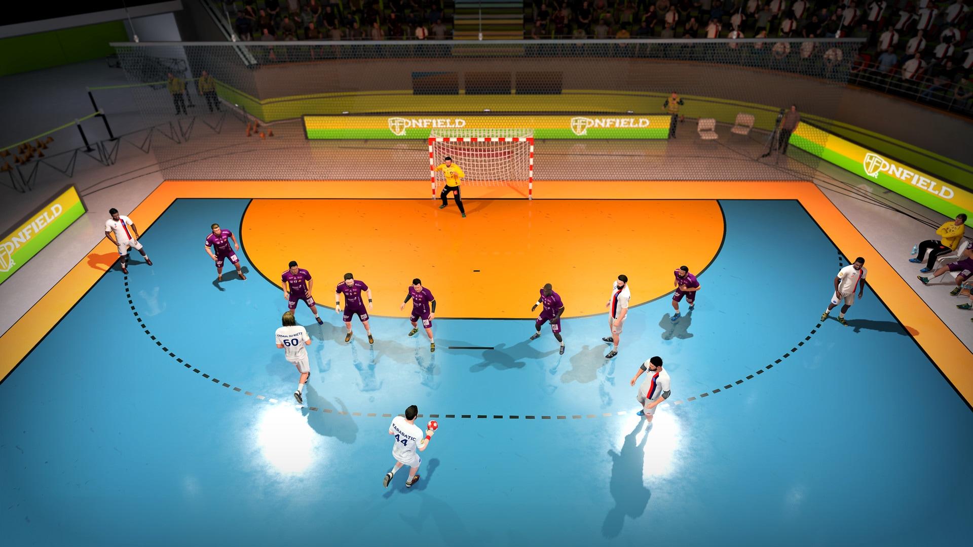 Handball 21 (PC) - Steam Gift - GLOBAL - 3
