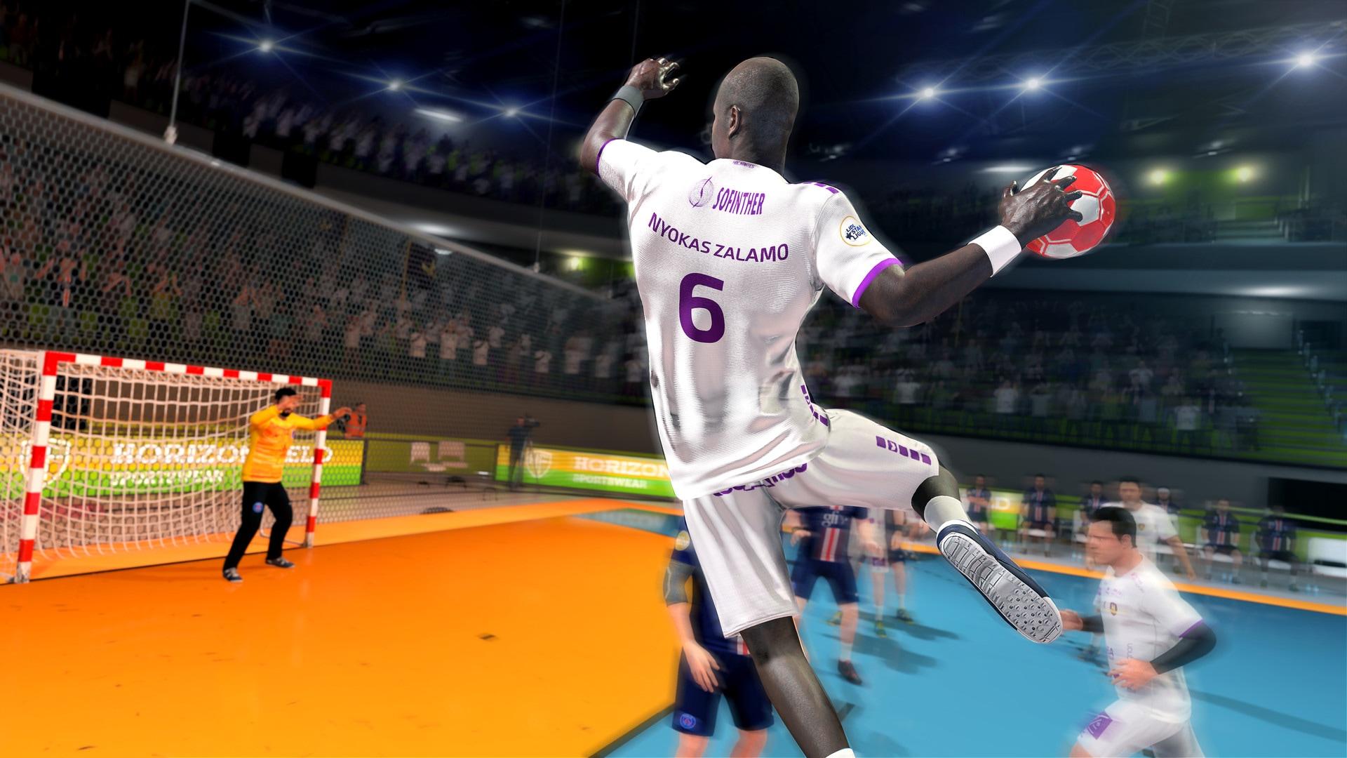 Handball 21 (PC) - Steam Gift - JAPAN - 2