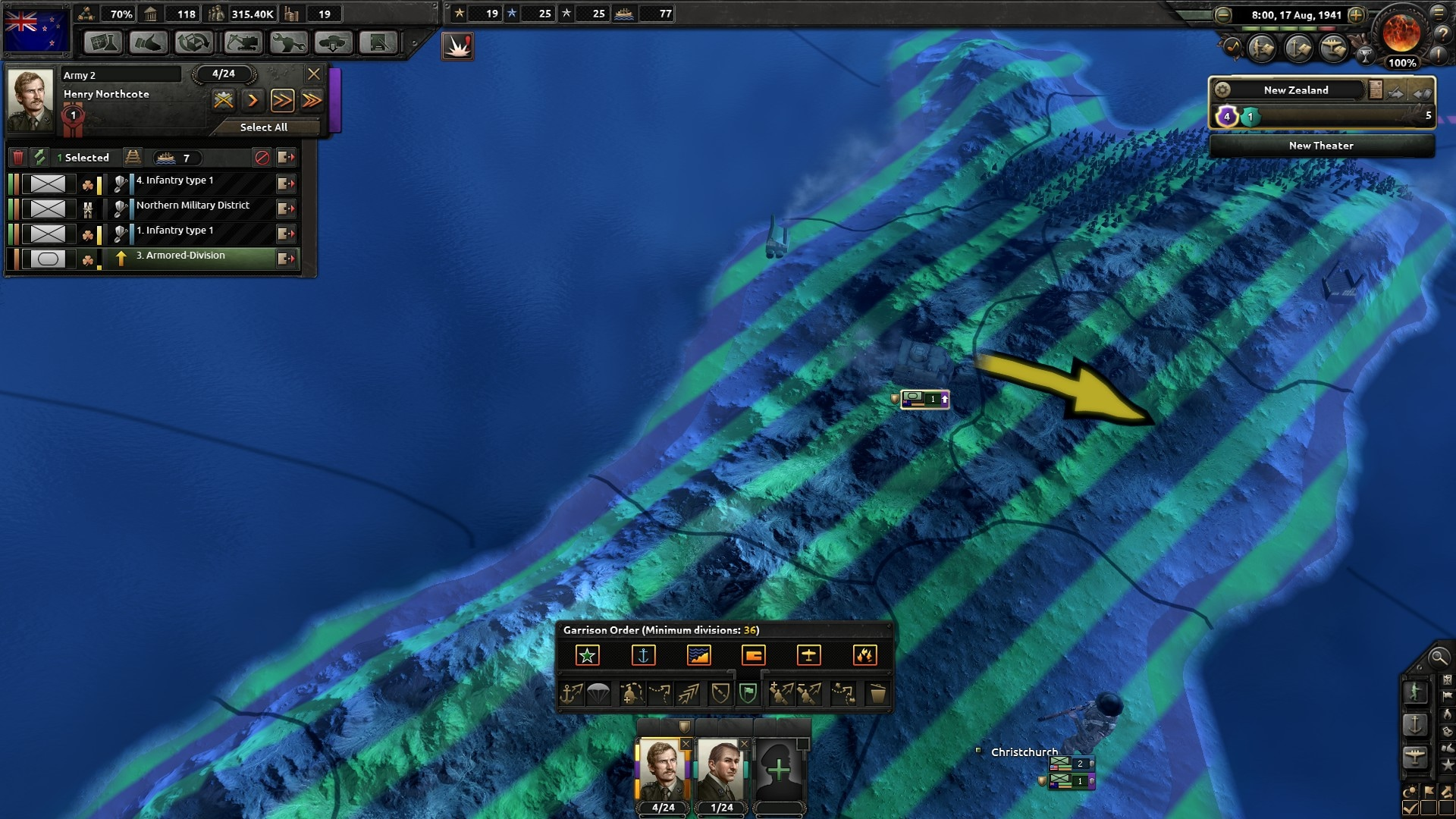 Hearts of Iron IV: Together for Victory DLC Steam Key GLOBAL - 3