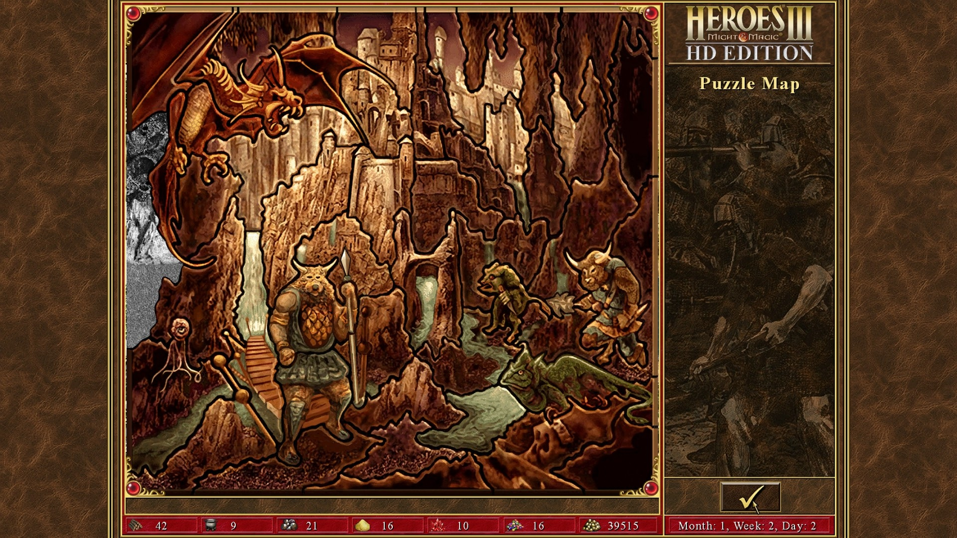 Heroes of Might & Magic III HD Edition (PC) - Steam Key - GLOBAL - 4