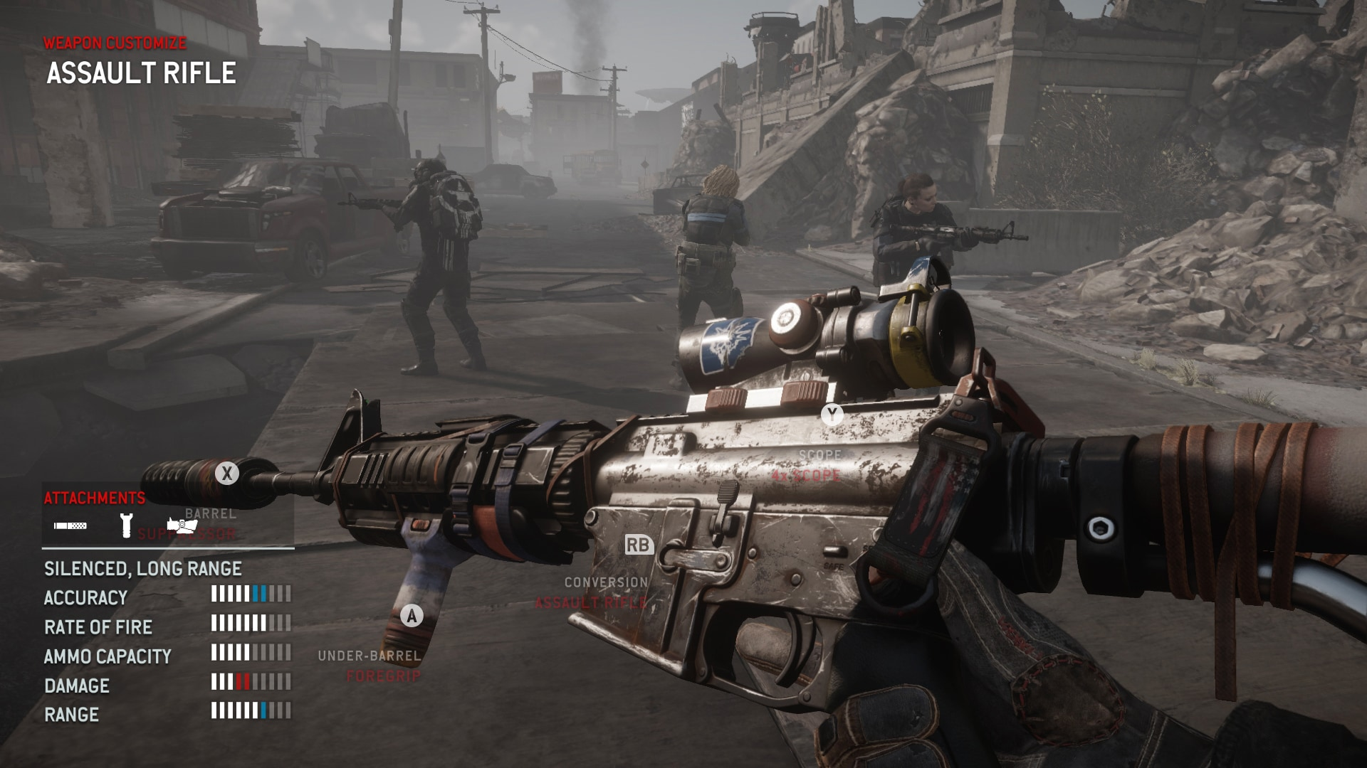 Homefront: The Revolution Steam Key GLOBAL - 2