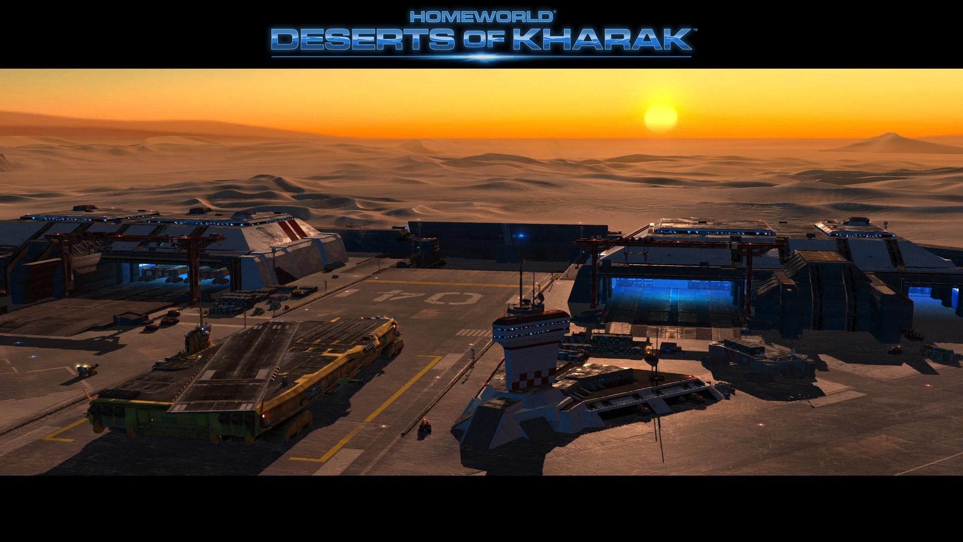 Homeworld: Deserts of Kharak (PC) - Buy Steam Game CD-Key