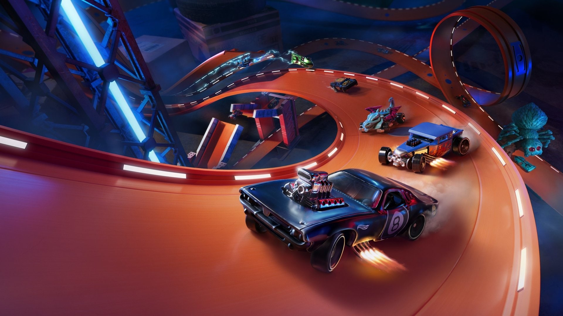 Hot Wheels Unleashed   Ultimate Stunt Edition (PC) - Steam Gift - GLOBAL - 2